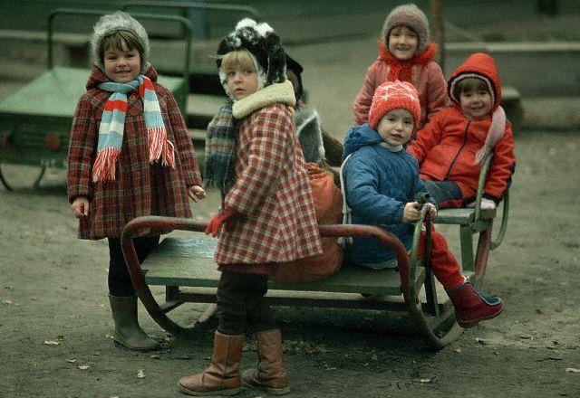 Советское детство в фотографиях и воспоминаниях. - Предметы советской жизни