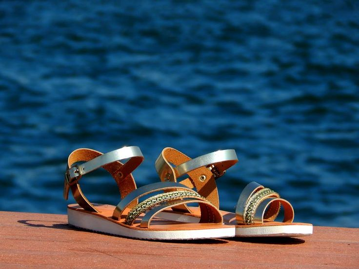 Handmade leather wedding sandal CLEO ...... Romba's leather sandals & bags