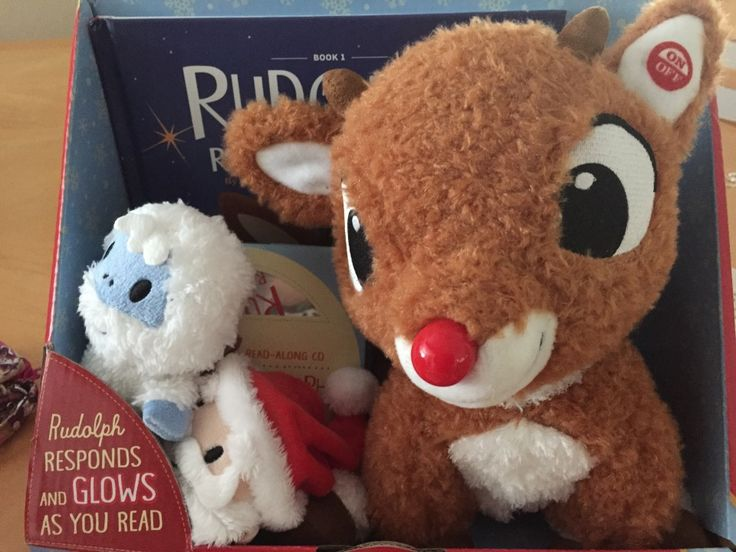 The Interactive Rudolph Story Buddy & Holiday itty bitty Collection Giveaway, ends 12/1/14 5pm EST! #hallmark #rudolph #ittybitty http://14-in-2014.com/interactive-rudolph-itty-bitty/