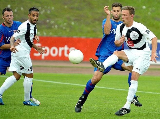 Im ersten Heimspiel der neuen Saison unterlag der #ETB SW Essen dem #KFC Uerdingen 05 mit 1:2    #soccer #fussball #uhlenkrug #essen