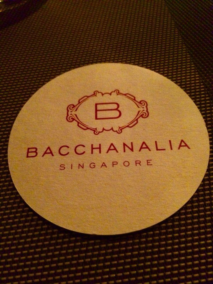 Bacchanalia Singapore