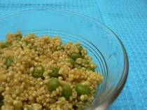 Curried Quinoa with Peas (sub the chicken broth for vegetable broth or ...
