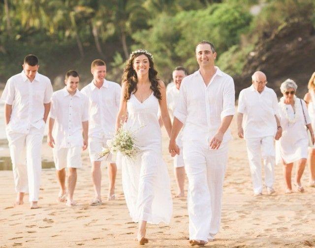 Mariage sur la plage  43 idées pour un costume homme  7d32c509789