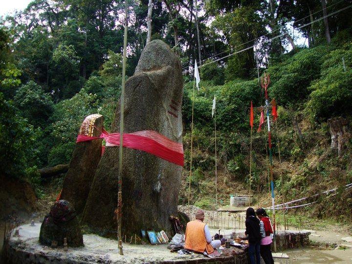 apatani kardo forest shiva lingam