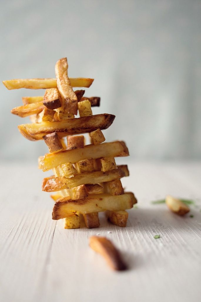 Chunky Chip Butty
