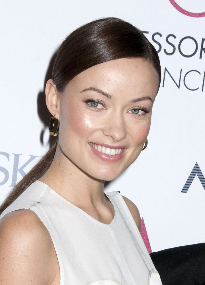 Olivia Wilde - celebrity hairstyles