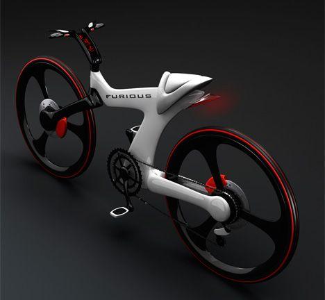 Furious Sports Bike concept