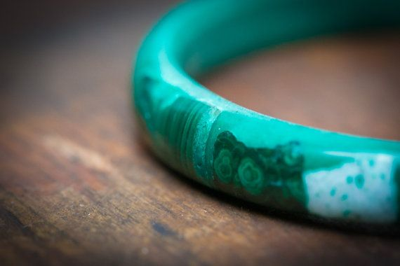 Check out the epic #malachite #bangle #bracelet we just got in at our #afriqboutiq #etsy shop - 20% off code here: https://www.etsy.com/listing/236828529/green-malachite-bangle-bracelet-stunning?ref=shop_home_active_1