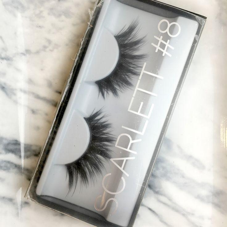 scarlett huda beauty lashes - http://amzn.to/2fDgJKk