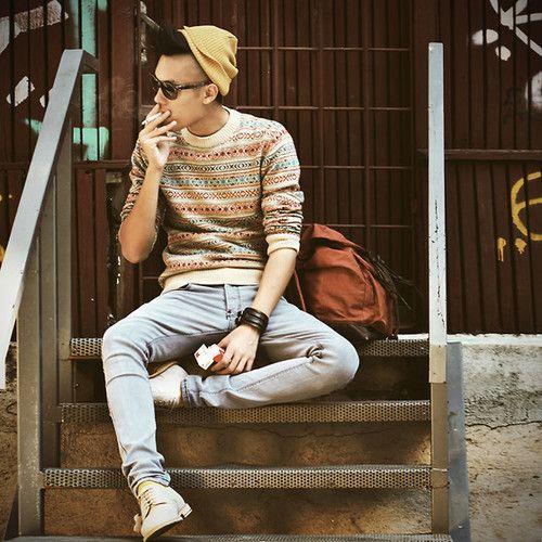 street style uomo - moda uomo