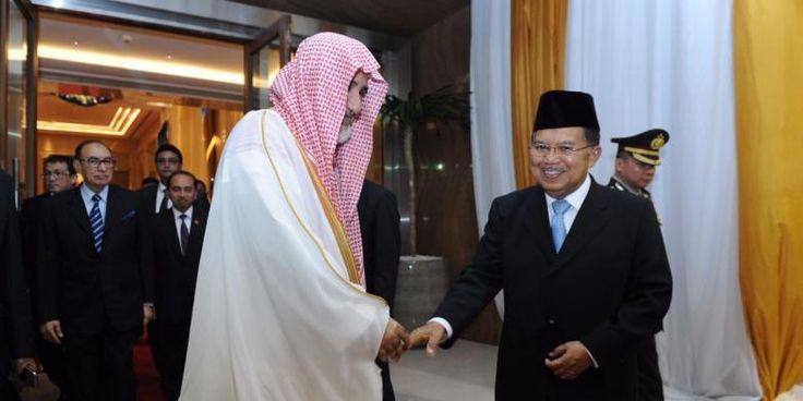 Raja Salman Perpanjang Liburan di Bali, Wapres Nilai Itu Promosi Hebat - Kompas.com