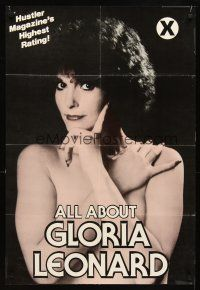 Gloria Leonard (born Gloria Leonardi; August 28, 1940 – February 3, 2014)[1] was an American pornographic actress who became the publisher of High Society magazine.