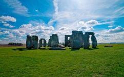 fototapet Stonehenge