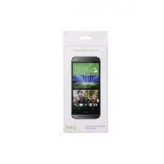 Folia ochronna na ekran HTC One M8. Skutecznie ochroni ekran przed zarysowaniami i zadrapaniami.