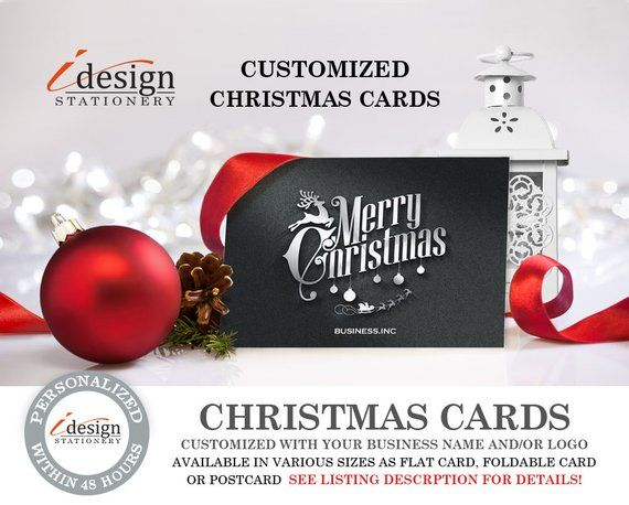 Business Christmas Cards Printable Corporate Holiday Cards Company Holiday Cards Business Christmas Cards Corporate Christmas Cards Christmas Card Design