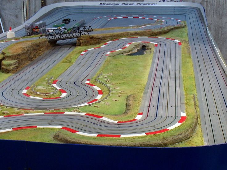 "Woodrum Ridge Raceway - ""The Ridge"" - Slot Car Illustrated Forum"