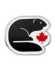 Sochi 2014 Beaver Pin