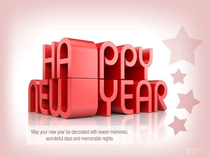 270 best New Year images on Pinterest Happy new year greetings - new year greeting card template