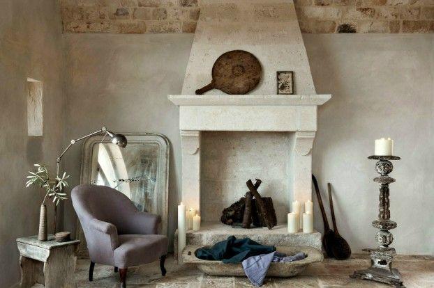 """Casa de campo rústica, """"preciosa masseria en Italia"""""""