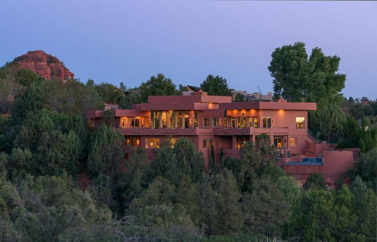 272 best images about dream dwellings on pinterest for Sedona luxury cabins