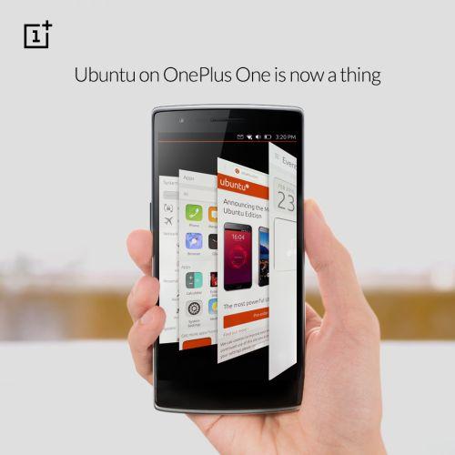 OnePlus One con Ubuntu Touch como alternativa