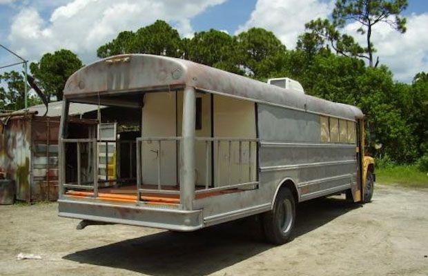 The 15 Most Ratchet School Bus ConversionsRail