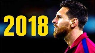 Lionel Messi  Ultimate Messiah Skills 2018  HD