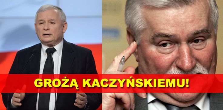 """PILNE. Wałęsa się wygadał? """"Kaczyński zostanie WYKOŃCZONY, nawet wiem jak"""""""