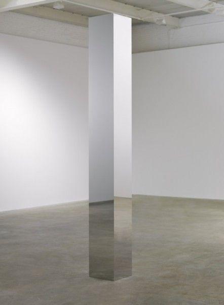 Liftoff (2009) by John McCracken via David Zwirner Gallery, New York/London
