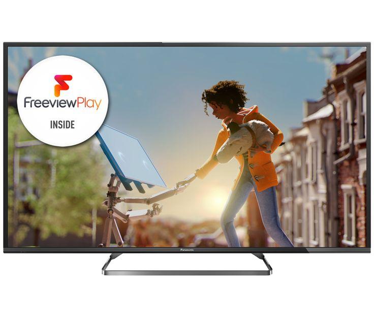 PANASONIC VIERA TX55CX680B 55 inch 4K Ultra HD Smart LED TV Freeview Play