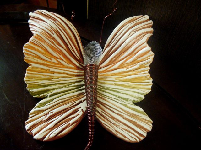 Πήλινη Πεταλούδα