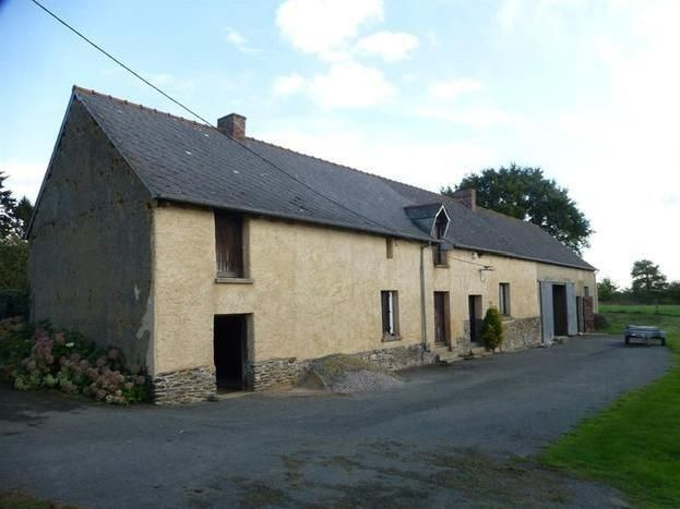 Vente Maison À Montauban De Bretagne 69 680 Euros