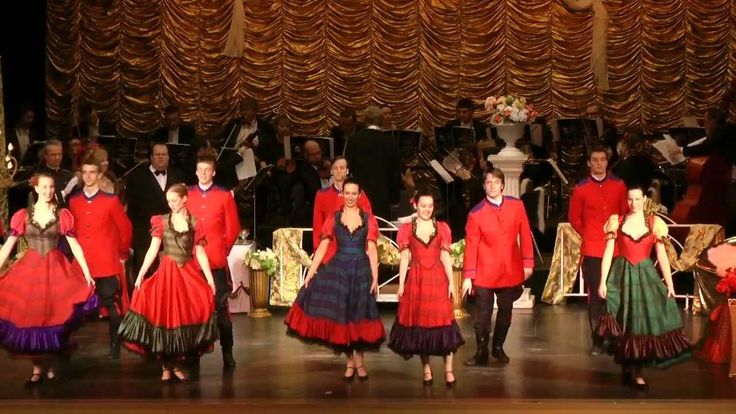 "Johann Strauss - ""Tritsch -Tratsch Polka"" (orchestra conducted by Martin Doubravský)"