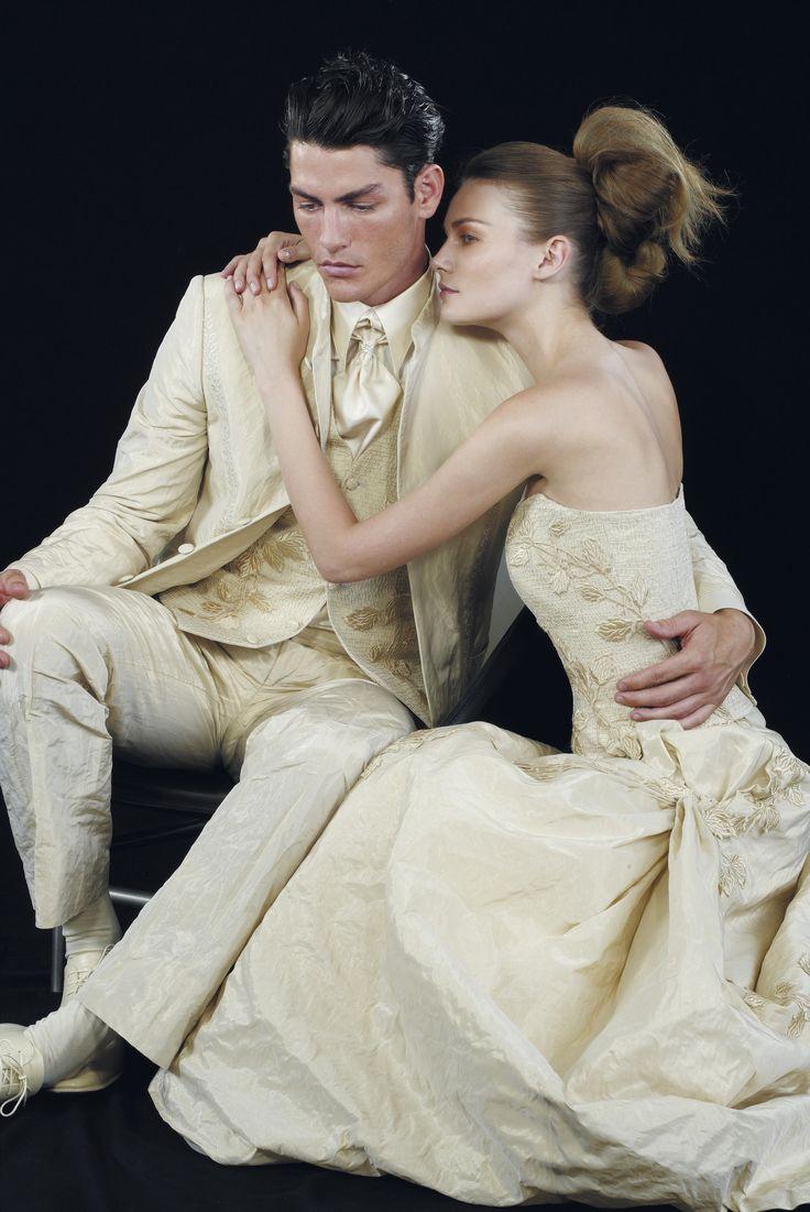 Carlo Pignatelli Cerimonia 2005 #retrospective #cerimonia #groom #sposo #bride #wedding #matrimonio #sposa