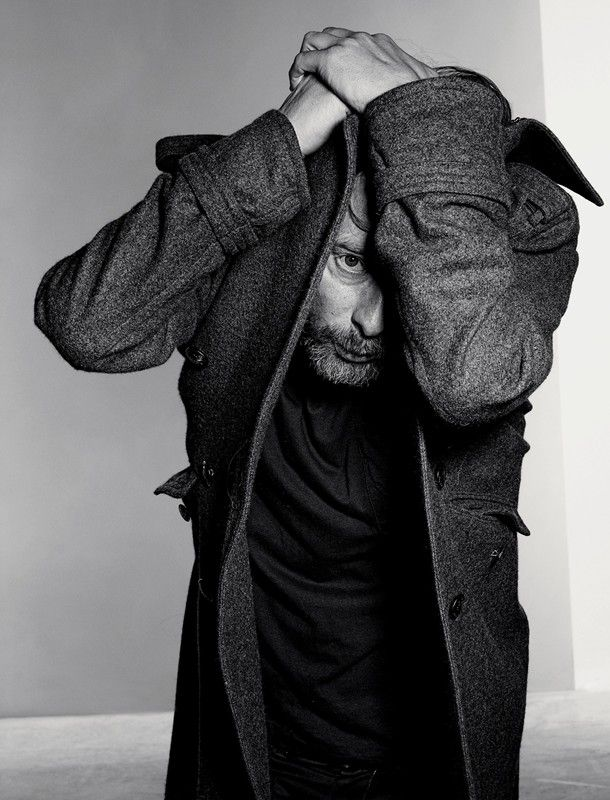 """""""I think the most important thing about music is the sense of escape."""" -  Thom Yorke"""