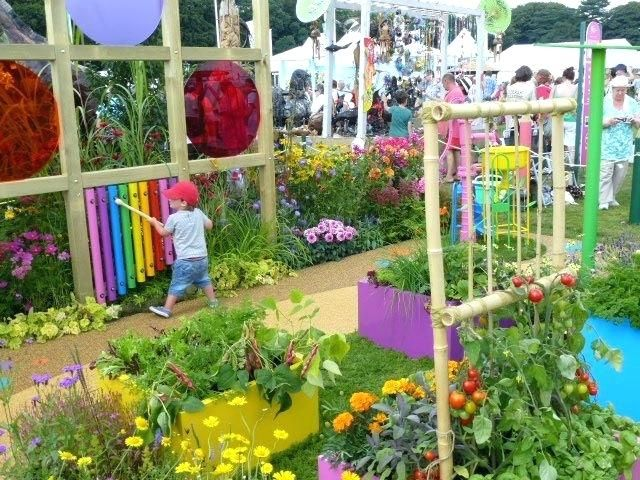 School Garden Design Ideas Foto Reproduaao More | Landscape ...