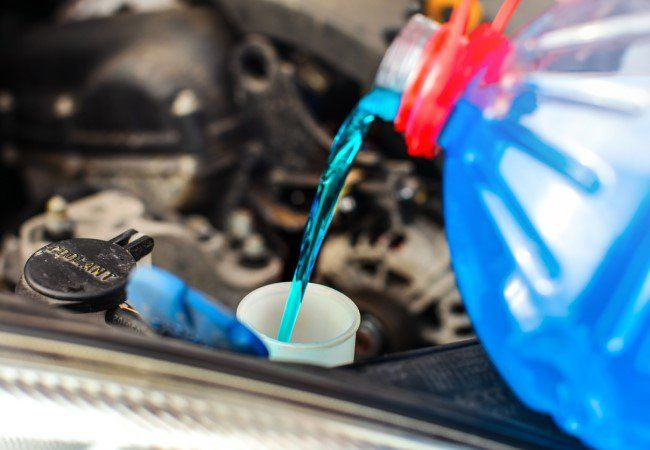 How To Check And Dispose Of Old Antifreeze Car Maintenance