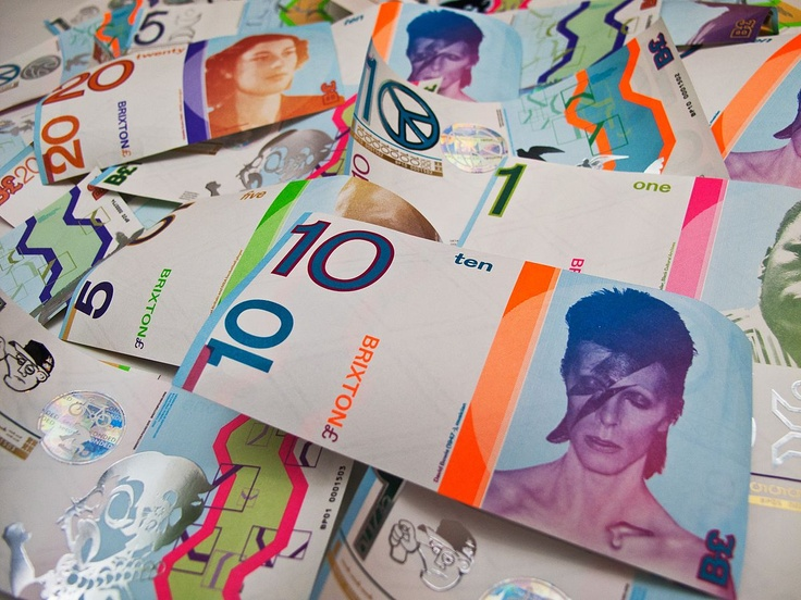The Brixton Pound: Designed by Clive Russell & Charlie Waterhouse — Good Design — Medium