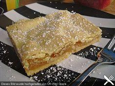 Gedeckter Apfelkuchen vom Blech nach Tante Inge (Rezept mit Bild) | Chefkoch.de