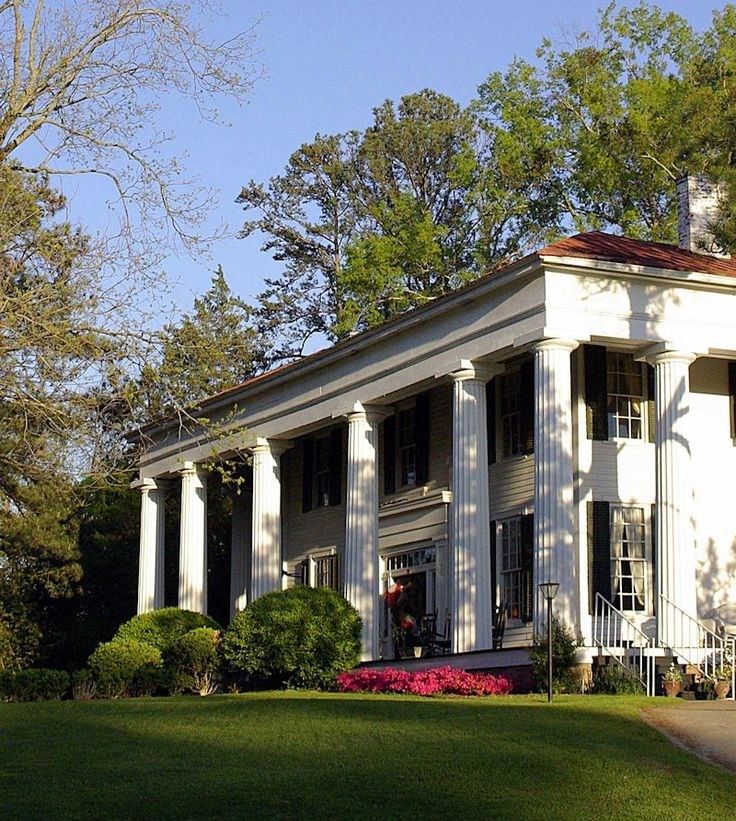 237 best antebellum homes churches plantations of the for Home builders in south mississippi