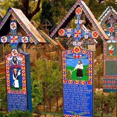 Cimitirul Vesel din Sapanta, alte obiective religioase Maramures, Sky Trip