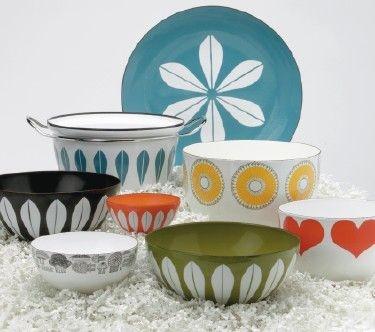 I Want Them So Cute Danish Enamel. Vintage EnamelwareVintage GlasswareVintage  KitchenwareVintage ...