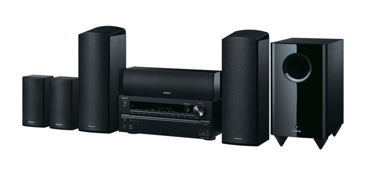 Onkyo satser stort på Dolby Atmos. Avbildet: Onkyo HT-S7705.