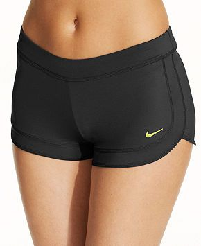 Nike Swim Shorts - Swimwear - Women - Macy's