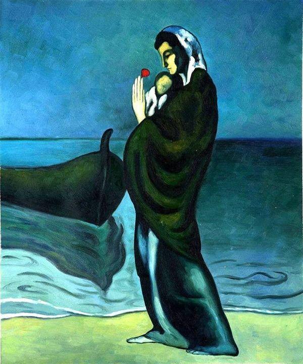 Pablo Picasso Art Genius Arts Photo Painting