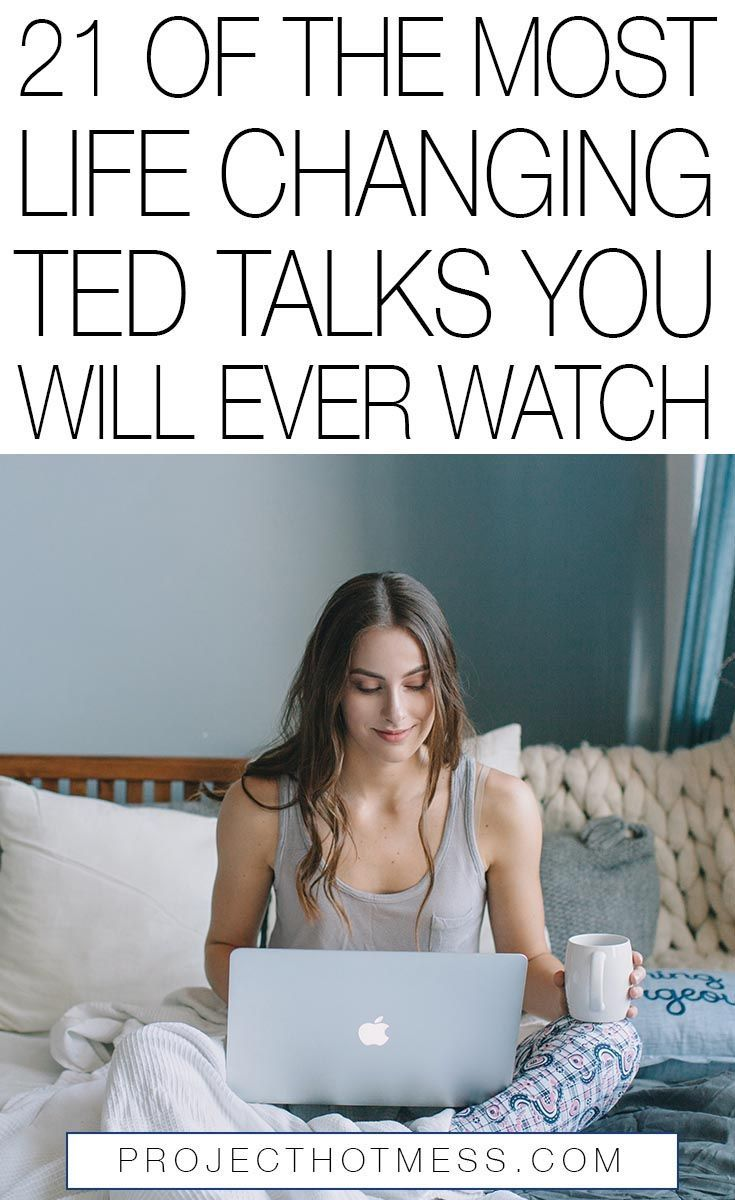 21 Of The Most Life Changing TED Talks You Will Ever Watch – Natalie