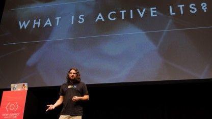 Etwa ein Jahr nach dem Neustart von Node.js läuft das Projekt zumindest aus Sicht der Nutzer wieder rund. Doch die Entwickler haben noch einige Probleme zu lösen.