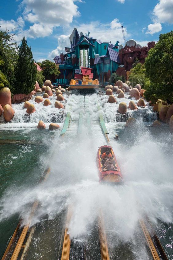 The Best and Worst Rides at Universal Studios Florida || North to South