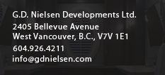 We've spent the past 27 years building Vancouver and West Vancouver's luxury custom homes