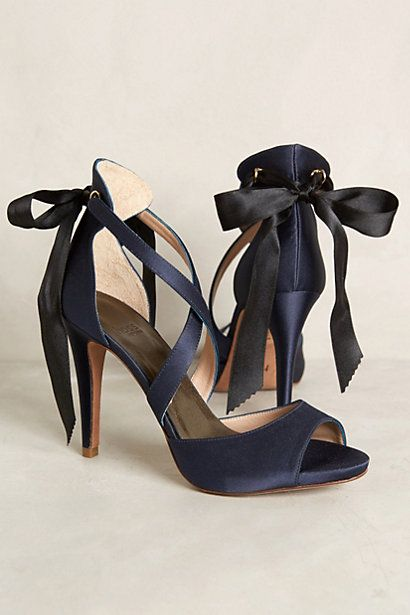 Hoss Intropia Revelry Heels - anthropologie.com #anthrofave